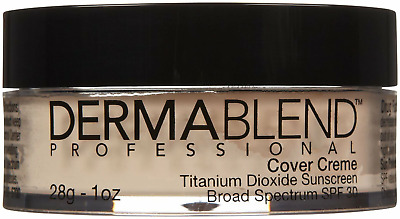 Dermablend Cover Creme Full Coverage Foundation 28g - CHOOSE COLOUR - Brand New
