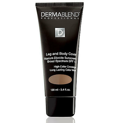 Dermablend Leg and Body Cover Foundation - 100ml - CHOOSE COLOUR - Brand New