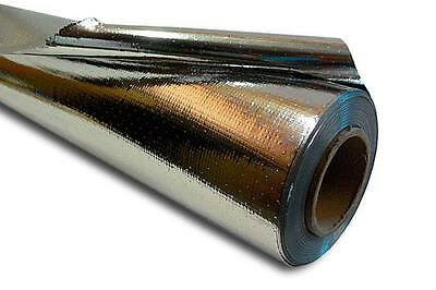 1000 sqft Super R Plus Radiant Barrier Reflective Insulation Perforated (6 Mil)