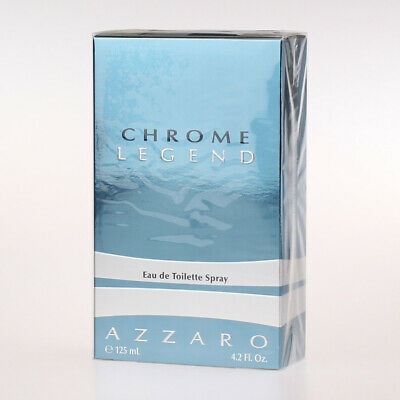Azzaro Chrome Legend EDT - Eau de Toilette 125ml