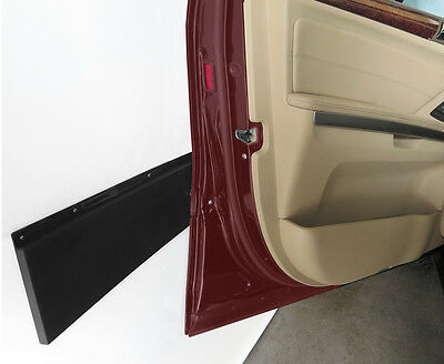 Evelots Vehicle Door Protector Wall Mount Guard Impact Panel For Cars & Trucks