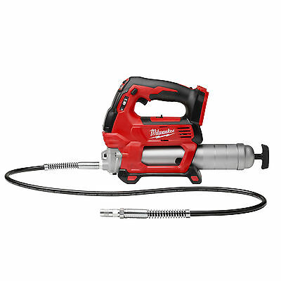 Milwaukee 18 Volt M18 Cordless 2-Speed Grease Gun (Tool Only) 2646-20 New