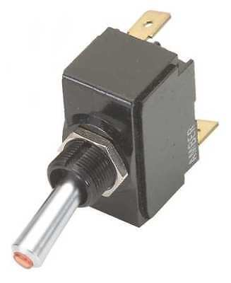 CARLING TECHNOLOGIES LT-1511-610-012 Toggle Switch,SPST,3 Conn.,On/Off
