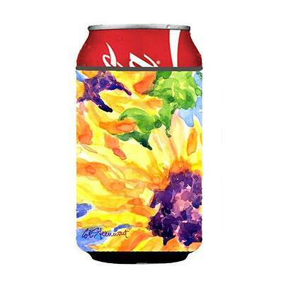 Carolines Treasures 6132CC Flower Sunflower Can Or Bottle Hugger