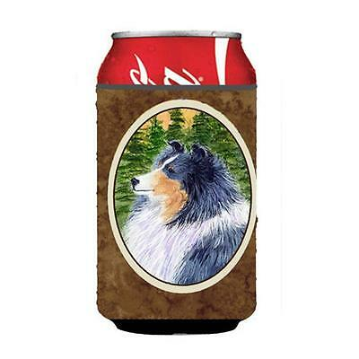 Carolines Treasures SS8142CC Sheltie Can Or bottle sleeve Hugger 12 oz.