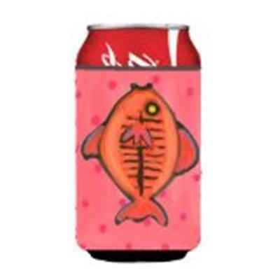 Carolines Treasures LD6129CC Fish Can Or Bottle Hugger