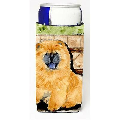 Carolines Treasures SS8875MUK Chow Chow Michelob Ultra s For Slim Cans 12 oz.