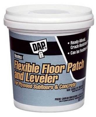 DAP 59190 Flexible Floor Patch, 1gal, Pail, LightGray