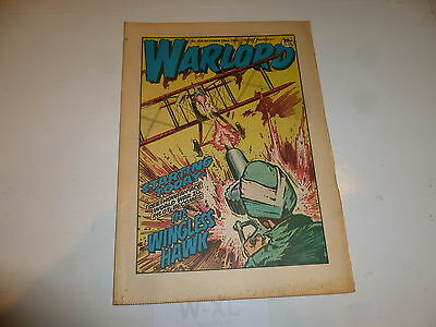 WARLORD Comic - Issue 474 - Date 22/10/1983 - UK Paper Comic