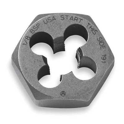 Hex Die,High Carbon Steel,RH,3/4-10