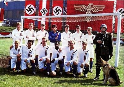 Escape to Victory [Sylvester Stallone / Michael Caine / Pele] (58449) 8x10 Photo