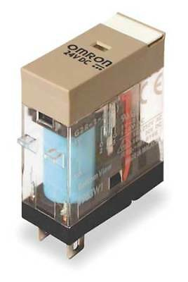 Plug In Relay,5 Pins,Square,24VDC OMRON G2R-1-S-DC24(S)