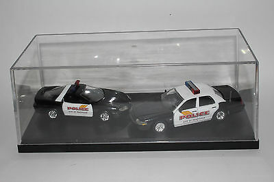 ROAD CHAMPS POLICE, City Of Prattville Police Dept  Camaro & Ford Cruisers,  1:43