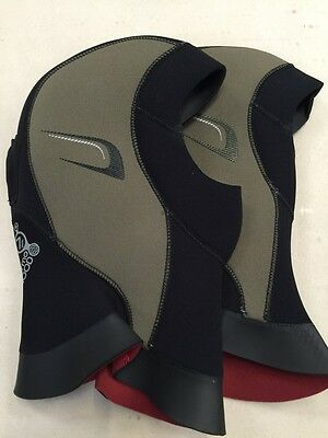AQUALUNG DRYSUIT WETSUIT HOOD - 7mm SIZE Small Mens NEW