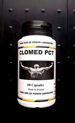 CLOMED  PCT -Post Cycle Therapy -60 capsules