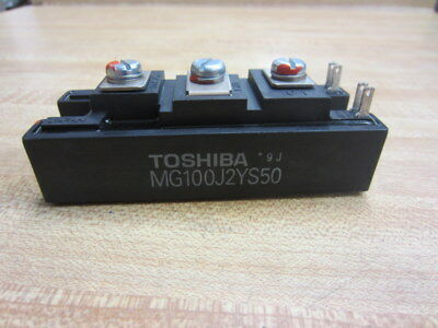 Toshiba MG100J2YS50 Transistor Module Without Wires