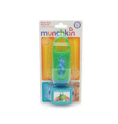 Munchkin Arm Bag Dispenser with Bags, Lavender Scent, Colors May Vary 1 ea