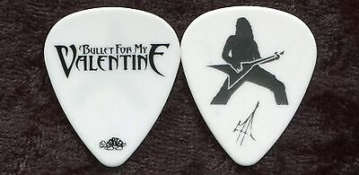 BULLET FOR MY VALENTINE 2010 Tour Guitar Pick MATTHEW TUCK custom  concert stage