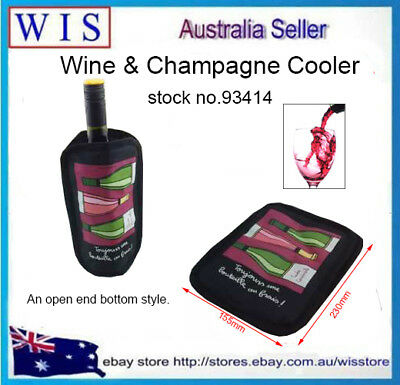 Wine Cooler Sleeve,Cooler Bag,Gel Wine Bottle Cooler Pack,Wine Chiller-93414