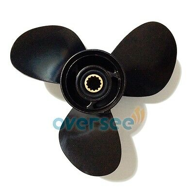 Propeller 58100-94313-019 size11 1/2x13 for Suzuki Outboard Engine Parts 40HP