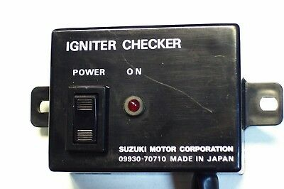 NEW ORIGINAL Special tool Suzuki Igniter Checker ET: 09930-84910
