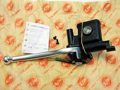 Vacuum brake pump Brake cylinder vorne for SYM Euro MX 125. ET 45500-H5K-000