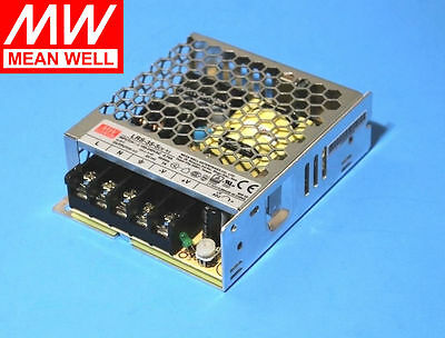 Mean Well 35W 5V (LRS-35-5) UL Certified Power supply, From USA