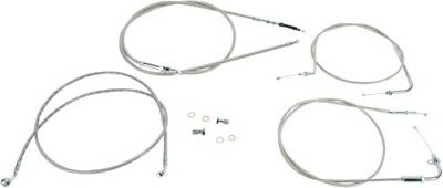 Baron Custom Accessories Stainless Cable and Line Kit *BA-8074KT-16 16 16