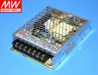 Mean Well 90W 5V (LRS-100-5) UL Certified Power supply, From USA