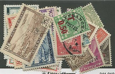 Algeria (Air Post) Mint & Used Collection Remainder Scott Value $25.00+