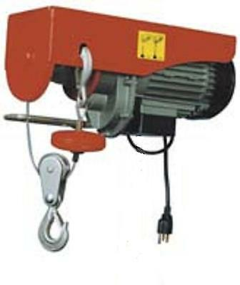 Electric Remote Hoist Cable Winch 400 to 800kg PART NO = WHPA800