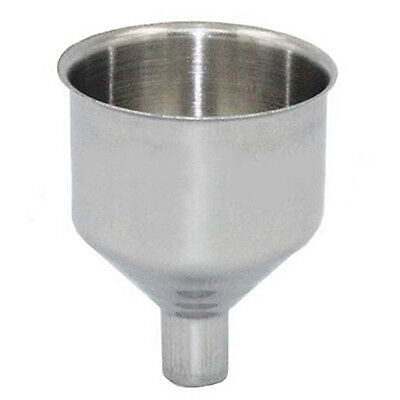 Superb Great Stainless Steel Mouth Funnel for Hip Flasks Flask Wine Pot Flagon