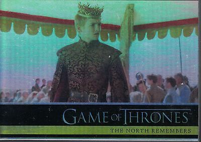 Game of Thrones Season 2 Trading Card Set (88 Cards) Parallel