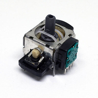 4-pin Analog Stick Parts Replacement for PS3 Official Dual Shock 3 Controller