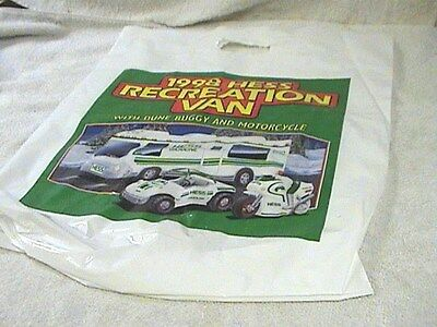1998 Hess Recreation Van W Dune Buggy& Motorcycle New!! With The New Bag!!!
