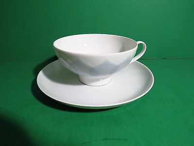 Rosenthal Lotus Azure Cup(s) and Saucer(s)