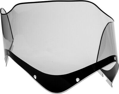 Sno Stuff Windshield Med 16In. Smoke/Graphics 450-181-03 Arctic 23180024 40-1181