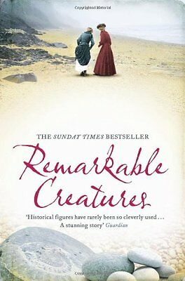 Remarkable Creatures-Tracy Chevalier, 9780007178384