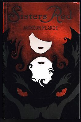 JACKSON PEARCE *** Sisters Red *** Teen Paranormal *** 2010   LTP