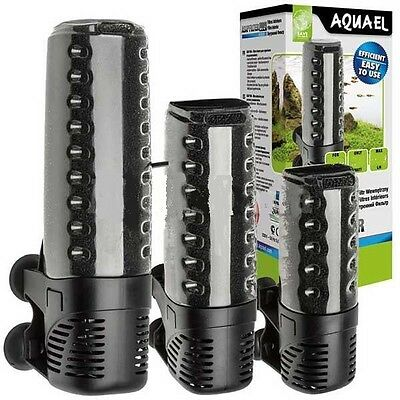 Aquael ASAP 300 500 700 Internal Aquarium Fish Tank Filter + Replacement Sponges