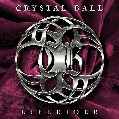 Crystal Ball - Liferider (Ltd.digipak)  Cd New+