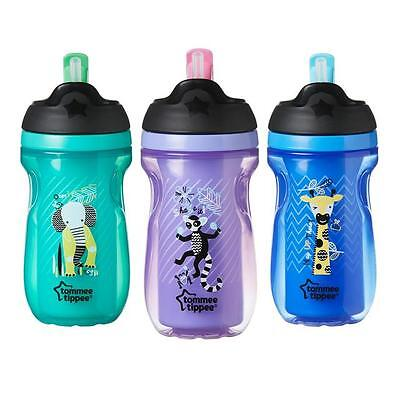 Tommee Tippee  Active Straw Insulated Cup 12m+ 260ml