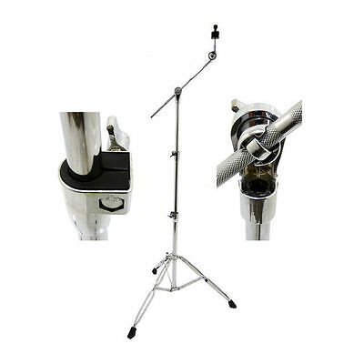 Double Braced Cymbal Boom Stand Heavy Duty 5 Year Warranty DP Percussion CB3516