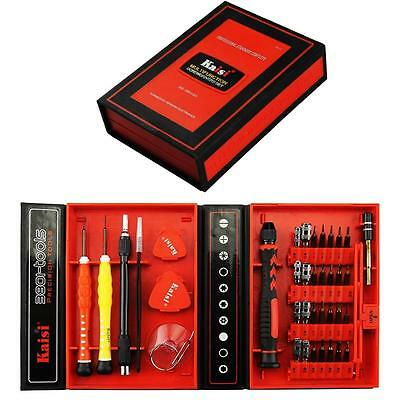 38 in1 Screwdriver Set Tools Repair Kit CellPhone For Apple iPhone 4s 5 6Samsung