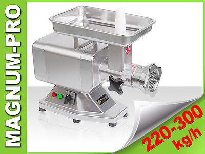 Commercial Electric Meat Mincer 220Pro Wolf Grinder Kitchen Catering