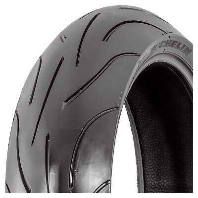 MICHELIN Motorradreifen 180/55 ZR17 (73W) Pilot Power 2 CT Rear M/C
