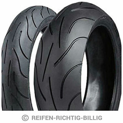 MICHELIN Motorradreifen 190/50 ZR17 (73W) Pilot Power 2CT Rear M/C