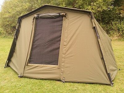 "Cyprinus Carp Fishing Magnetix Full 60"" Brolly system + Overwrap + Infill Panel"