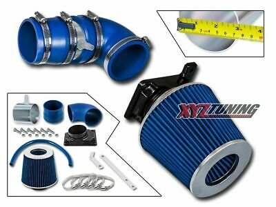 Short Ram Air Intake Kit BLUE Filter for 03-06 PT Cruiser 2.4L L4 TURBO ONLY