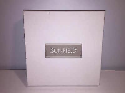 Used - SUNFIELD - Empty Carton Box - Caja Cartón Vacía - For Collectors